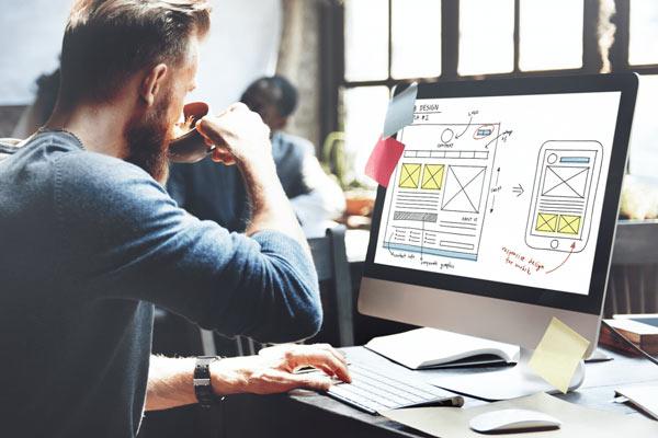 خدمات طراحی و توسعه وب